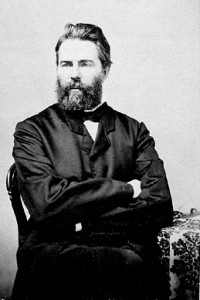 Herman Melville (Wikimedia Commons)
