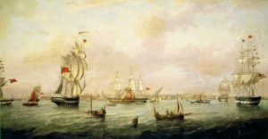 Liverpool Harbour (Peabody Essex Museum)