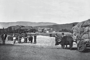 'Armenian village of Gundemir' c. 1901 (Wikimedia commons)