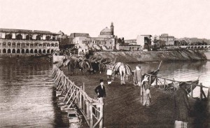 Mosul, Old Boat Bridge (http://www.almosul.org/Album/oldmosulcollection.htm)
