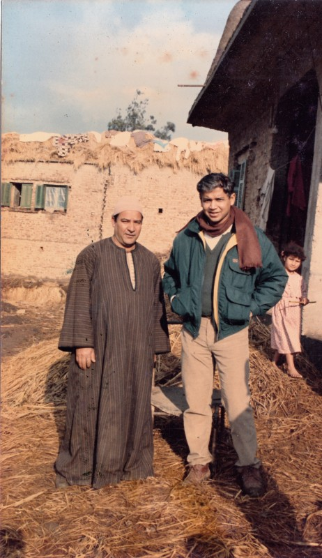 Tawil, with Romy