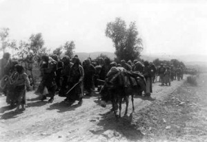 Deportation of Armenian refugees (Victor Pitchman)